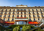 Italy, Lombardia, comunity Tremezzina - district Tremezzo: Grand Hotel Tremezzo - a luxury 5 star hotel | Italien, Lombardei, Gemeinde Tremezzina - Ortsteil Tremezzo: das Grand Hotel Tremezzo - ein luxurioeses 5-Sterne-Hotel