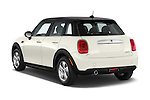 Car pictures of rear three quarter view of a 2015 MINI Cooper Hardtop S 4 Door Hatchback Angular Rear