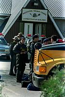 La crise d'Oka<br /> <br /> PHOTO : Agence Quebec Presse - Shaney Komulainen