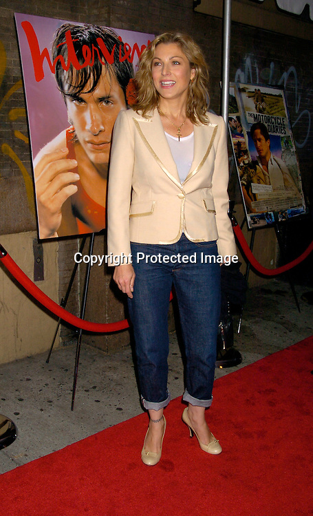 Tatum O' Neal ..at the New York Premiere of Motorcycle Diaries on September 20, 2004 at the Loews 19th Street Theatre. ..Photo by Robin Platzer, Twin Images