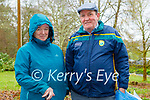 Enjoying a stroll in Killarney National park on Sunday, l to r: Marguerite and Con O'Connor.