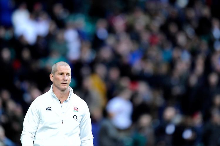 Stuart Lancaster, England Team Manager