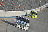 NASCAR Camping World Truck Series<br /> Bar Harbor 200<br /> Dover International Speedway, Dover, DE USA<br /> Friday 2 June 2017<br /> Ryan Truex, Sea Watch Toyota Tundra<br /> World Copyright: Logan Whitton<br /> LAT Images<br /> ref: Digital Image 17DOV1LW2380