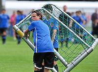 2012.07.08 Eerste training Club Brugge Dames