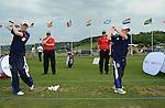 ISPS Handa golf Academy ..ISPS Handa Wales Open 2012 - Pro Am - Wednesday 30th May 2012 - Twenty Ten Course, Celtic Manor Resport - Newport - Wales - UK ..© www.sportingwales.com- PLEASE CREDIT IAN COOK