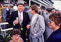 Derby Day at Epsom in June 1987.  CREDIT Geraint Lewis