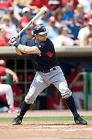 Harris, Brendan 7893.jpg. Minnesota Twins at Philadelphia Phillies. Spring Training Game. Saturday March 21st, 2009 in Clearwater, Florida. Photo by Andrew Woolley.