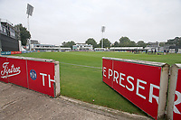 General view of the ground ahead of Essex CCC vs Gloucestershire CCC, LV Insurance County Championship Division 2 Cricket at The Cloudfm County Ground on 5th September 2021