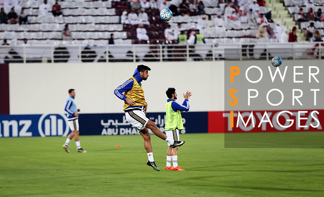 Al Wahda (UAE) vs Persepolis FC (IRN) during their AFC Champions League 2017 Group Stage - Match Day 2 Group D at the Al Nahyan Stadium on 28 February 2017 in Abu Dhabi, United Arab Emirates. Photo by Stringer / Lagardere Sports