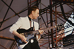 Robert Fripp of King Crimson 1984