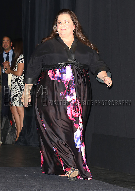 Melissa McCarthy during the 'St. Vincent' premiere presentation during the 2014 Toronto International Film Festival at Princess of Wales Theatre on September 5, 2014 in Toronto, Canada.