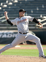 Evan Englebrook - Peoria Saguaros, 2009 Arizona Fall League.Photo by:  Bill Mitchell/Four Seam Images..