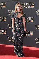 Louise Redknap<br /> arriving for the Olivier Awards 2017 at the Royal Albert Hall, Kensington, London.<br /> <br /> <br /> ©Ash Knotek  D3245  09/04/2017