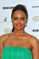 Sharon Leal at the premiere of Morgan Spurlock's 'Mansome' at the ArcLight Cinemas on May 9, 2012 in Hollywood, California. ©mpi35/MediaPunch Inc.