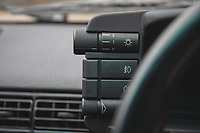 BNPS.co.uk (01202) 558833. <br /> Pic: SilverstoneAuctions/BNPS<br /> <br /> Pictured: Dash controls. <br /> <br /> Fire up the price tag...<br /> <br /> This immaculate Audi Quattro got collectors of 'modern classic' cars all fired up - as it sold for a record-breaking price of £163,125.<br /> <br /> The iconic eighties motor was believed to be the last one ever manufactured by the German car giant when it rolled off the production line in 1991.<br /> <br /> The UR Quattro 20V has had just two owners in its 30 year life and has just 9,700 miles on the clock.<br /> <br /> As a result the pearly white vehicle proved highly desirable when it went under the hammer.