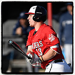 "John Michael Faile of North Greenville @NGUBaseball has been named midseason NCAA Division II ""Most Outstanding Player"" by Perfect Game. (Tom Priddy/Four Seam Images) @jm_faile13"