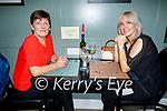 Enjoying the evening in Eabha Joans in Listowel on Thursday, l to r: Mary McElligott (Listowel) and Josephine Lynch (Moyvane).
