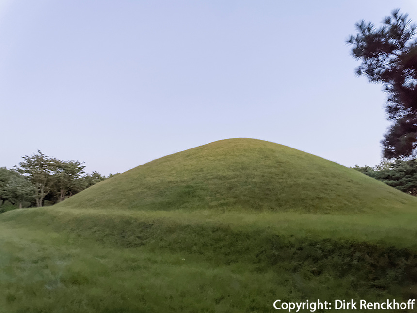 Köningsgräber von Kangso, Nordkorea, Asien, UNESCO-Weltkulturerbe<br /> Royal Tombs of Kangso, North Korea, Asia, world heritage