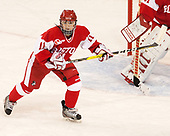 Alexandra Calderone (BU - 11) - The Boston College Eagles defeated the visiting Boston University Terriers 5-3 (EN) on Friday, November 4, 2016, at Kelley Rink in Conte Forum in Chestnut Hill, Massachusetts.The Boston College Eagles defeated the visiting Boston University Terriers 5-3 (EN) on Friday, November 4, 2016, at Kelley Rink in Conte Forum in Chestnut Hill, Massachusetts.