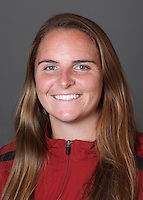 STANFORD, CA - OCTOBER 22:  Kelsey Holshouser of the Stanford Cardinal during water polo picture day on October 22, 2009 in Stanford, California.