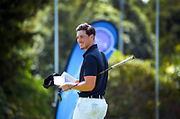Thomas Woods. Day three of the Brian Green Property Group NZ Super 6s Manawatu at Manawatu Golf Club in Palmerston North, New Zealand on Saturday, 27 February 2021. Photo: Dave Lintott / lintottphoto.co.nz