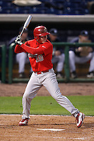 February 27, 2010:  Cory Rupert of the Ohio State Buckeyes during the Big East/Big 10 Challenge at Bright House Field in Clearwater, FL.  Photo By Mike Janes/Four Seam Images