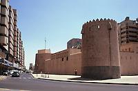 Vereinigte arabische Emirate (VAE, UAE), Sharja, Fort Al Hisn
