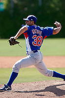 Alessandro Maestri - Chicago Cubs - 2009 spring training.Photo by:  Bill Mitchell/Four Seam Images