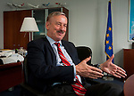 140714: Siim KALLAS, Vice-President EU-Commission, 'Transport'-Commissioner