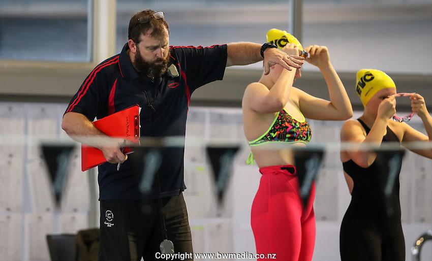 Session 9. AON New Zealand Short Course Swimming Championships. Waterworld, Te Rapa, Hamilton. Saturday 10 October 2020 Photo: Simon Watts/www.bwmedia.co.nz/SwimmingNZ