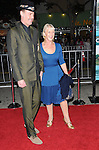 Helen Mirren & stepson at The Universal Pictures Premiere of Couples Retreat held at The Village Theatre in Westwood, California on October 05,2009                                                                   Copyright 2009 DVS / RockinExposures