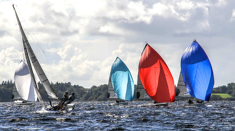 Lough Ree at its best for the