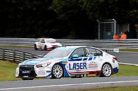 Round 4 of the 2021 British Touring Car Championship. #1 Ashley Sutton. Laser Tools Racing. Infiniti Q50.