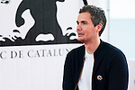 """The director of the film Christophe Deroo during pose to the media during the presentation of the film """"Sam Was Here"""" at Festival de Cine Fantastico de Sitges in Barcelona. October 08, Spain. 2016. (ALTERPHOTOS/BorjaB.Hojas)"""