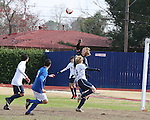 St. Martin's Boys Soccer Team defeats Country Day 2-0 in action at Tony Porter Field.