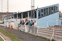 Lower Mead, home of Wealdstone Football Club, pictured circa 1990 - Gavin Ellis/TGSPHOTO - Self billing applies where appropriate - 0845 094 6026 - contact@tgsphoto.co.uk - NO UNPAID USE..