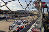 #11: Denny Hamlin, Joe Gibbs Racing, Toyota Camry FedEx Office takes the checkered flag