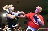 Man Vs Women Charity Fight - 05/09/2015