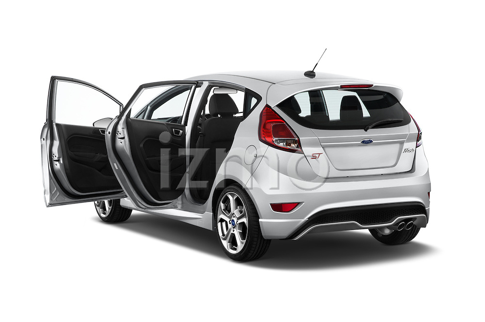 Car images of a 2015 Ford Fiesta St MT 2Wd 5 Door Hatchback 2WD Doors