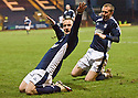17/01/2010  Copyright  Pic : James Stewart.sct_jspa_07_dundee_v_dunfermline  .:: DUNDEE'S LEIGH GRIFFITHS SCORES THE WINNING THIRD ::.James Stewart Photography 19 Carronlea Drive, Falkirk. FK2 8DN      Vat Reg No. 607 6932 25.Telephone      : +44 (0)1324 570291 .Mobile              : +44 (0)7721 416997.E-mail  :  jim@jspa.co.uk.If you require further information then contact Jim Stewart on any of the numbers above.........