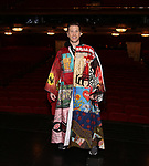 "Marty Lawson during the Broadway Opening Night Actors' Equity Legacy Robe honoring Marty Lawson for ""King Kong - Alive On Broadway"" at the Broadway Theater on November 8, 2018 in New York City."