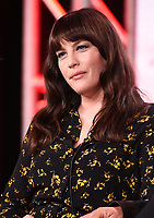2020 FOX WINTER TCA: (L-R): 9-1-1: LONE STAR cast member Liv Tyler during the 9-1-1: LONE STAR panel at the 2020 FOX WINTER TCA at the Langham Hotel, Tuesday, Jan. 7 in Pasadena, CA. © 2020 Fox Media LLC. CR: Frank Micelotta/FOX/PictureGroup
