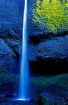 Waterfall, Fall Color, Oregon