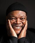 Samuel Jackson photographed for ART & SOUL at the Sundance Film Festival