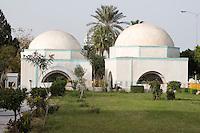 Tripoli, Libya - Mausoleums of Libyan Holy Men.