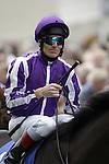 September 05, 2009: Jockey Johnny Murtagh. The Tattersalls Millions Irish Champion Stakes. Leopardstown Racecourse, Dublin, Ireland.