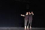 LES PETITES MORTS<br /> I HOPE YOU DIE SOON<br /> <br /> Chorégraphie et interprétation : Angela Schubo et Jared Gradinger<br /> Lumières : Andréas Harder<br /> Costume : Heidi Lunaire<br /> Cadre : Festival Uzes danse 2013<br /> Lieu : Salle de l'ancien évêché <br /> Ville : Uzes<br /> 18/06/2013<br /> © Laurent Paillier / photosdedanse.com