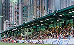 BGC Dragons vs Carinat Dragons during day 2 of the 2014 GFI HKFC Tens at the Hong Kong Football Club on 27 March 2014. Photo by Xaume Olleros / Power Sport Images