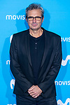 Mariano Barroso attends to blue carpet of presentation of new schedule of Movistar+ at Queen Sofia Museum in Madrid, Spain. September 12, 2018.  (ALTERPHOTOS/Borja B.Hojas)