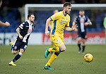 Ross County v St Johnstone…18.02.17     SPFL    Global Energy Stadium, Dingwall<br />Keith Watson<br />Picture by Graeme Hart.<br />Copyright Perthshire Picture Agency<br />Tel: 01738 623350  Mobile: 07990 594431